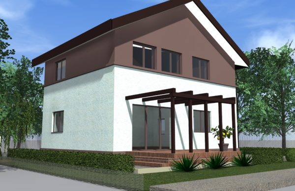 Cereanca Natura Residence Bucharest_Modelul Girona Plus